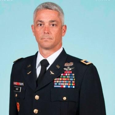 Brigadier General Ray Davis