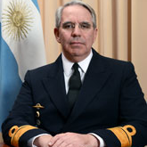 Rear Admiral David Fabian Burden