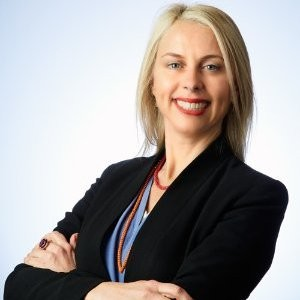 Melissa Pinfold, Head of Quality & Capability (USO) at AMP