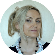 Kamila Grembowicz, Senior Vice President Global Business Services at Adidas