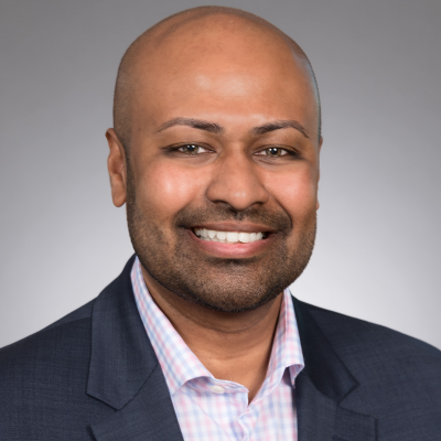 Uday Kiran Bolusani, VP Global Product & Clearing Services at Fidelity