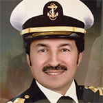 Capt. Tawfiq Shehab, Ex - Assistant Marine Operations Manager at Kuwait Ports Authority