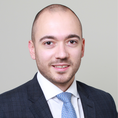 Ivan Mihov, Head of Buy-Side Fixed Income Trading Solutions at AxeTrading
