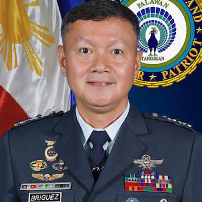 Lieutenant General Rozzano Briguez