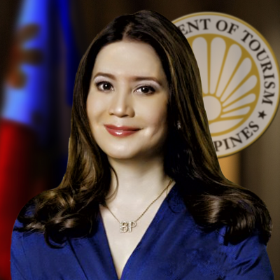 Bernadette Romulo- Puyat, Secretary at Department of Tourism, Philippines