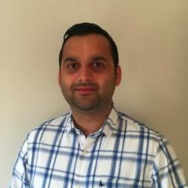Waseem Ali, Head of Data Strategy at Lloyds of London