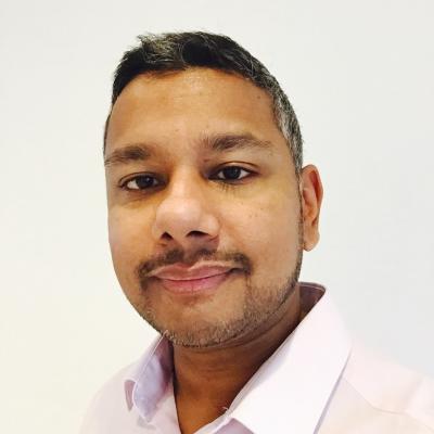 Ravi Jagdeo, Head of Programmatic at Reckitt Benckiser
