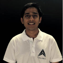 Yash Tambi, Chief Engineer at Talaria