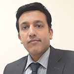 Pradeep Nair, Assistant Director - Security & Governance at University of Sharjah, UAE