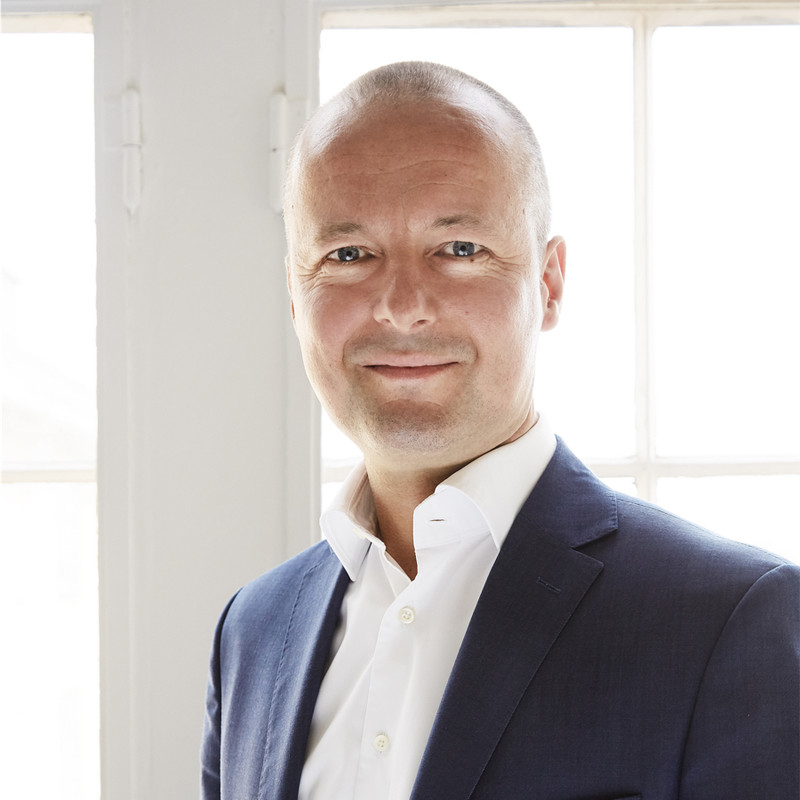 Mikkel Kristiansen, Head of Robotics Service at Nordea Group