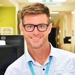 Darren Clark, Nursing Director – Medical Services at Metro South Health