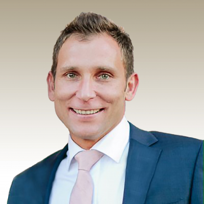 Gavin Ifield, Head of Business Services at Holcim
