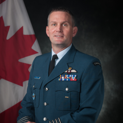 Colonel Chris McKenna