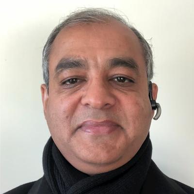 Sharad Doshi, Global Head, eCommerce at Johnson & Johnson