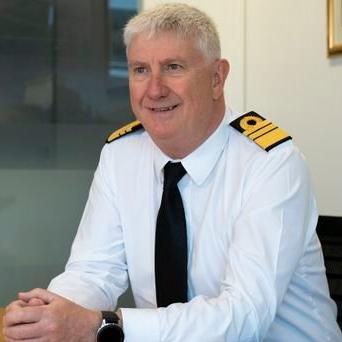 Vice Admiral Christopher Gardner CBE