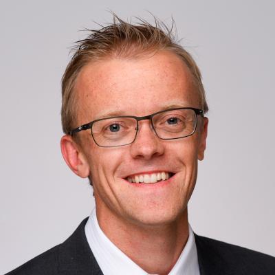 Christoph Matt, Head of E-Healthcare Supply Chain at Sana
