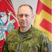 Colonel Mindaugas Petkevičius
