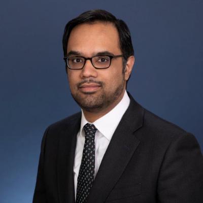 """Haider Ali, Head of U.S. Treasury Trading at RBC Capital Markets"""""""