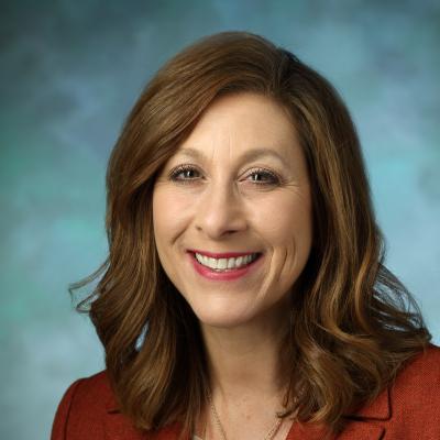Lisa Filbert, Chief of Staff at Johns Hopkins Health System