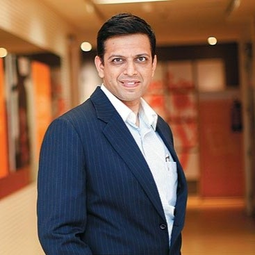 Sameer Khanna, Global HR Business Partner at Ericsson