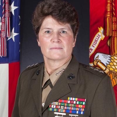 Lieutenant General Loretta E. Reynolds
