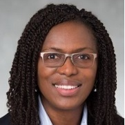 Ronke Ekwensi, Vice President, Data Management at Prudential Financial