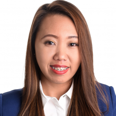 Kristine Grace Noceda Arang, Internal Audit Group Head at Solar Philippines