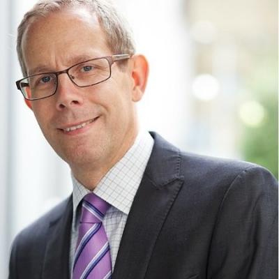 David Coiley, Vice President Aviation at Inmarsat