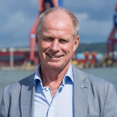 Lars Hoglund, CEO at Furetank
