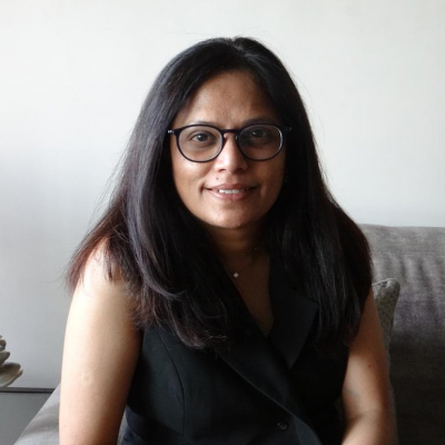 Medha Tawde, Chief Marketing Officer at Future Group (HomeTown)