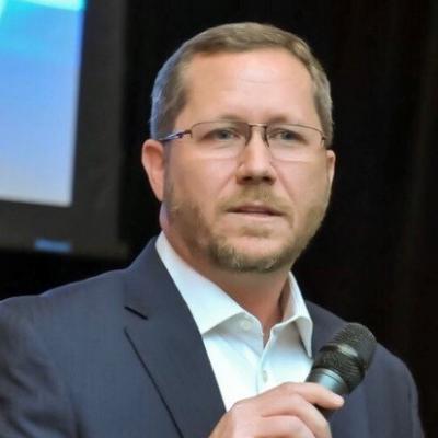 James Mylett, Vice President, Digital Energy at Schneider Electric