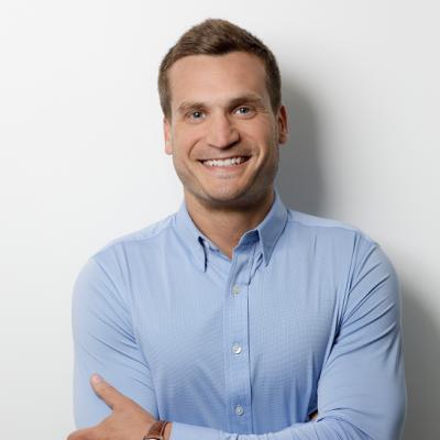 Adam Bridegan, CMO at Rhone