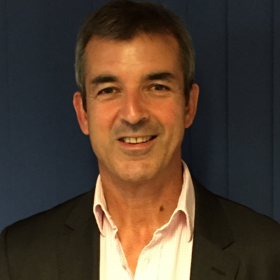 Stephen Cooper OBE, Customer Solutions Director at Apstec Systems