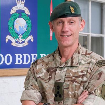 Brigadier Rich Cantrill