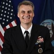 Rear Admiral Curt Renshaw