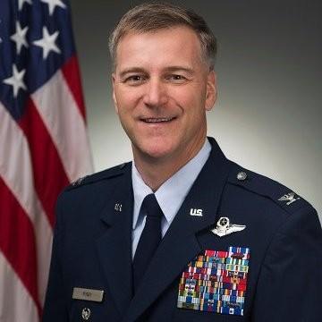 Colonel Gerard Ryan