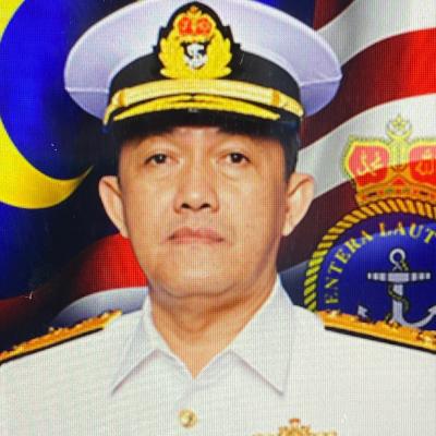 Rear Admiral Yusman bin Ostadi