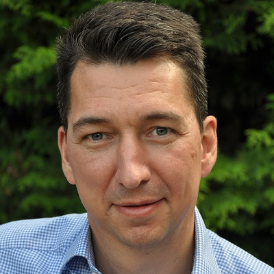 Maarten Cornelissen, Director Supply Chain at FrieslandCampina Ingredients