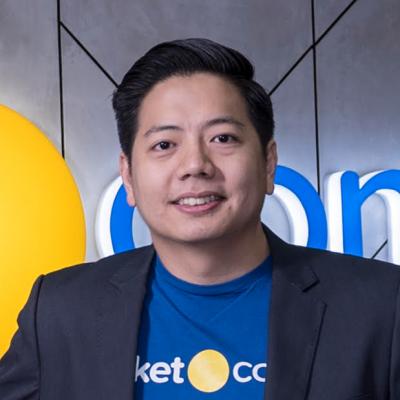 Gaery Undarsa, Co-Founder & Chief Marketing Officer at Tiket.com