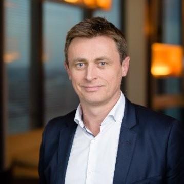 Alexandre Lemarchand, VP Global Sales at Ledger