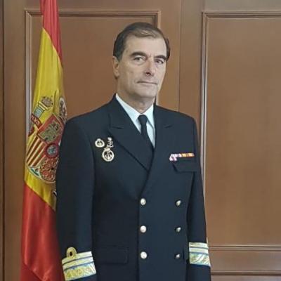 Vice Admiral Manuel Antonio Martinez Ruiz