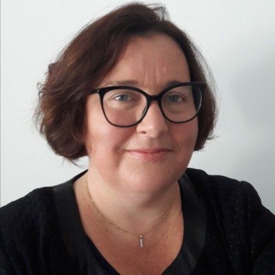 Catherine Boulard, Systems & Standards Manager at IPSEN Innovation