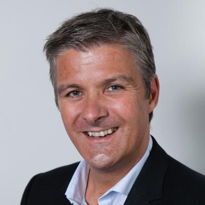 Simon Russell, Director, operations development at John Lewis