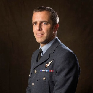 Wing Commander Martin Rendall