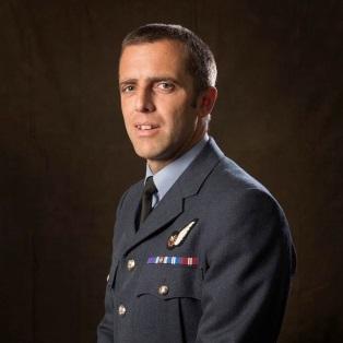 Wing Commander Martin Rendall
