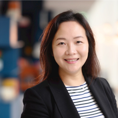 Florence Mui, Senior Vice President, Head of Global Business Services at Philips
