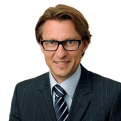 Haymo Spiegel, Partner, Risk Advisory at Deloitte