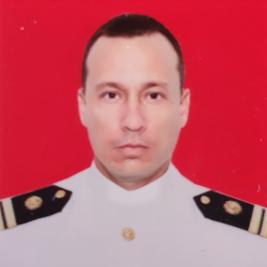 Lieutenant Commander Jose Alberti Angulo