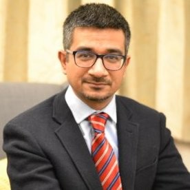 Umair Bin Zubair, Global Category Manager – Marketing at Vodafone
