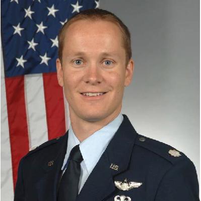 Lt Col Matthew D. Strohmeyer